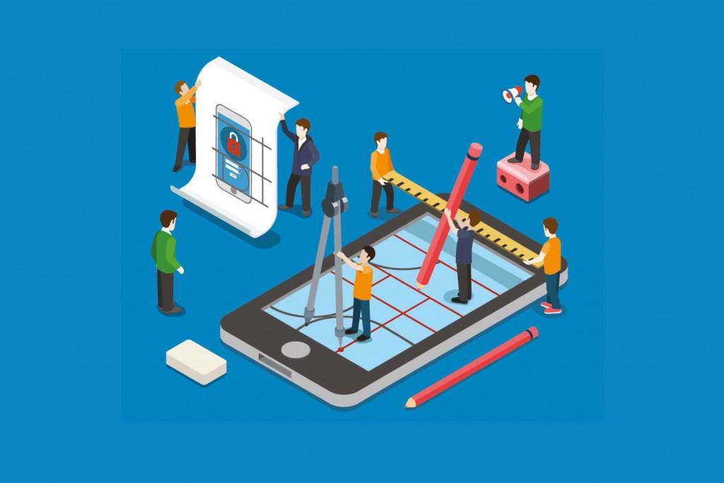 Egal wie gut deine Idee sein mag, ohne ein ansprechendes Design und eine Usability, womit auch Laien umgehen können, wird das nichts mit dem Erfolg - Bild: Sentavio / Shutterstock.com